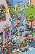 Portada de Los Superheroes: Injustamente Desconocidos