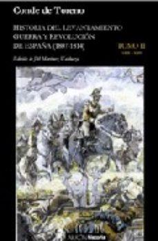 Portada de Historia Levantamiento Guerra Y Revolucion De España (1807-1814) (t. 2)