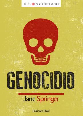 Portada de Genocidio