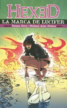 Portada de Hexed: La Marca De Lucifer