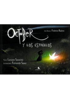 Portada de October Y Las Estrellas