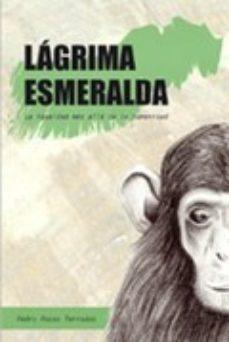 Portada de Lagrima Esmeralda