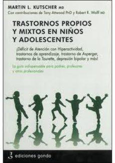 Portada de Trastornos Propios Y Mixtos En Niños Y Adolescentes