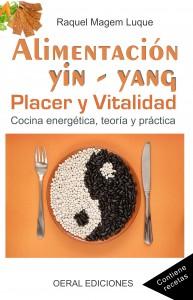 Portada de Alimentacion Yin Yang: Placer Y Vitalidad