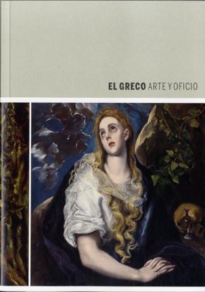 Portada de El Greco: Arte Y Oficio
