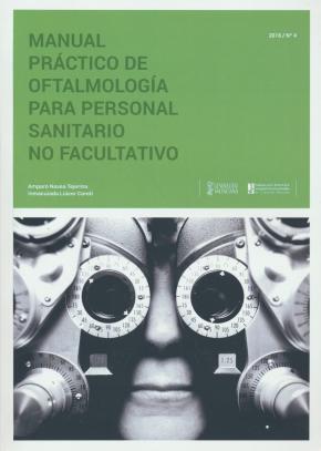 Portada de Manual Practico De Oftalmologia Para Personal No Facultativo