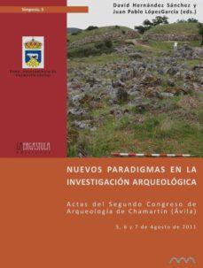 Portada de Nuevos Paradigmas En La Investigacion Arqueologica.