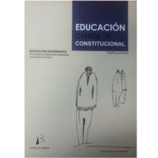Portada de Educacion Civica Y Constitucional 1º Ciclo Eso 1º/2º Eso