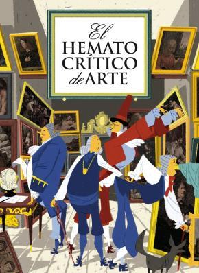 Portada de El Hematocritico De Arte