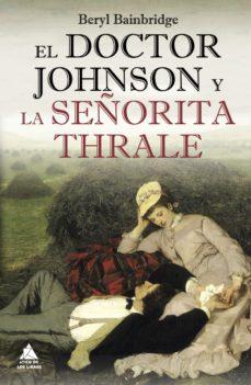 Portada de El Doctor Johnson Y La Señorita Thrale