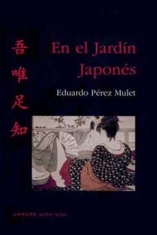 Portada de En El Jardin Japones   (2ª Ed.)