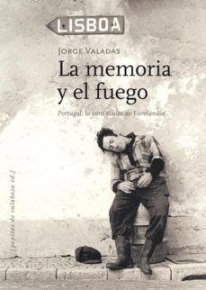 Portada de La Memoria Y El Fuego