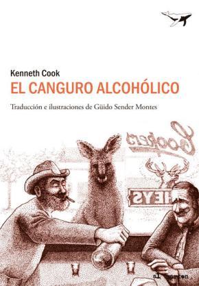Portada de El Canguro Alcoholico