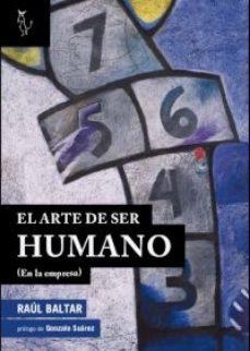 Portada de El Arte De Ser Humano