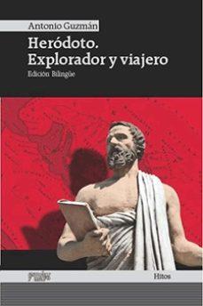 Portada de Herodoto: Explorador Y Viajero