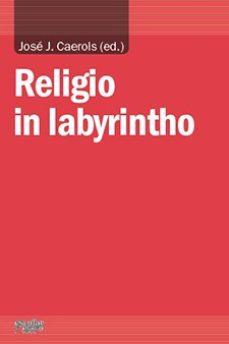 Portada de Religio In Labyrintho
