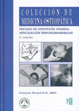 Portada de Tratado De Osteopatia Craneal: Articulacion Temporomandibular (3ª Ed.)