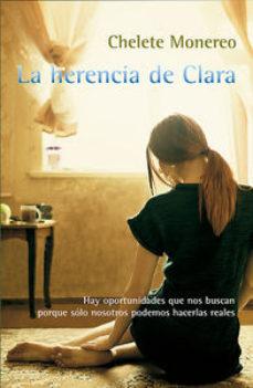 Portada de La Herencia De Clara