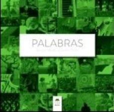 Portada de Palabras (bilingue Castellano-gallego)