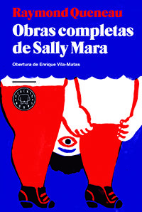 Portada de Obras Completas De Sally Mara