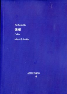 Portada de Ordet (2ª Ed.) + Cd Hacia Kjaer