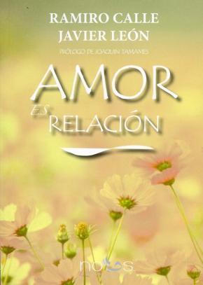 Portada de Amor Es Relacion