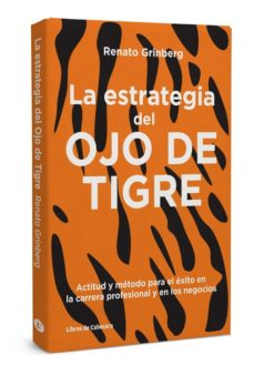 Portada de La Estrategia Del Ojo De Tigre