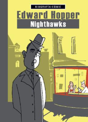 Portada de Edward Hopper: Nighthawks