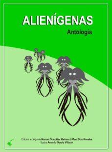 Portada de Alienigenas: Antologia