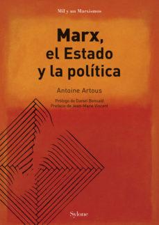 Portada de Marx, El Estado Y La Politica