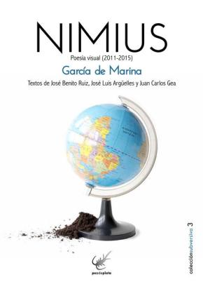 Portada de Nimius: Poesia Visual (2011-2015)