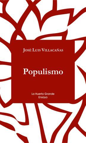 Portada de Populismo