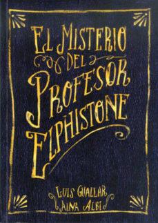 Portada de El Misterio Del Profesor Elphistone