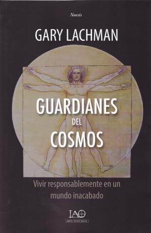 Portada de Guardianes Del Cosmos