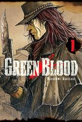 Portada de Green Blood (vol. 1)