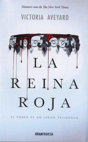 Portada de La Reina Roja (6ª Ed.)