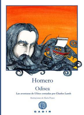 Portada de Odisea: Las Aventuras De Ulises Contadas Por Charles Lamb