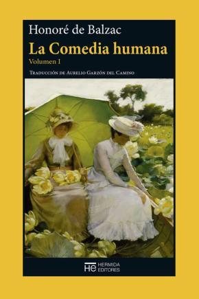Portada de La Comedia Humana (vol.i)