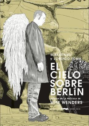 Portada de El Cielo Sobre Berlin