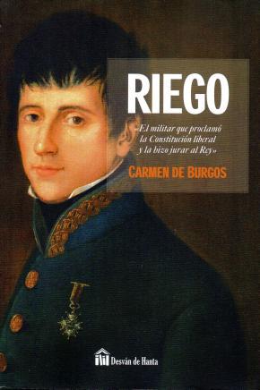 Portada de Rafael Del Riego