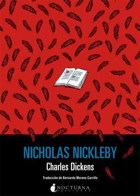 Portada de Nicholas Nickleby