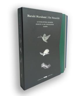 Portada de Trilogia Haruki Murakami (Contiene: La Biblioteca Secreta; Asalto A Las Panaderias; Sueño)