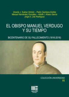 Portada de El Obispo Manuel Verdugo Y Su Tiempo