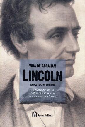 Portada de Vida De Abraham Lincoln
