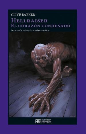 Portada de Hellraiser: El Corazon Condenado