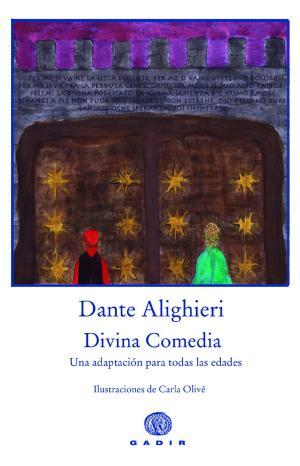 Portada de Divina Comedia: Una Adaptacion Para Todas Las Edades (2ª Ed.)