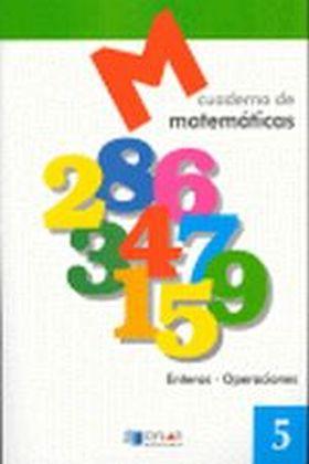 Portada de Matematicas Eso: Cuaderno 5