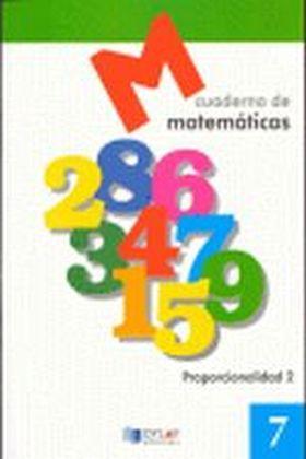 Portada de Matematicas Eso: Cuaderno 7