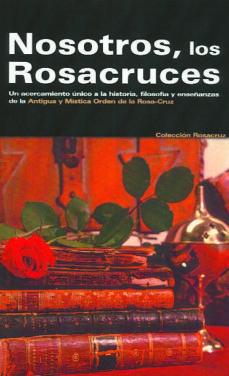 Portada de Nosotros, Los Rosacruces