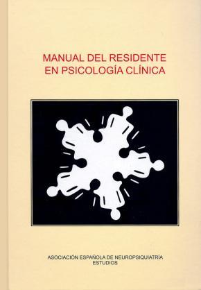 Portada de Manual Del Residente En Psicologia Clinica